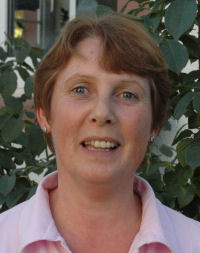 Sabine Mücke Beisitzerin